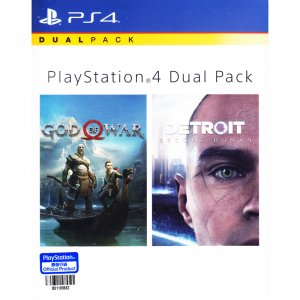 Sony Masterpiece Pack (God Of War + Detr...