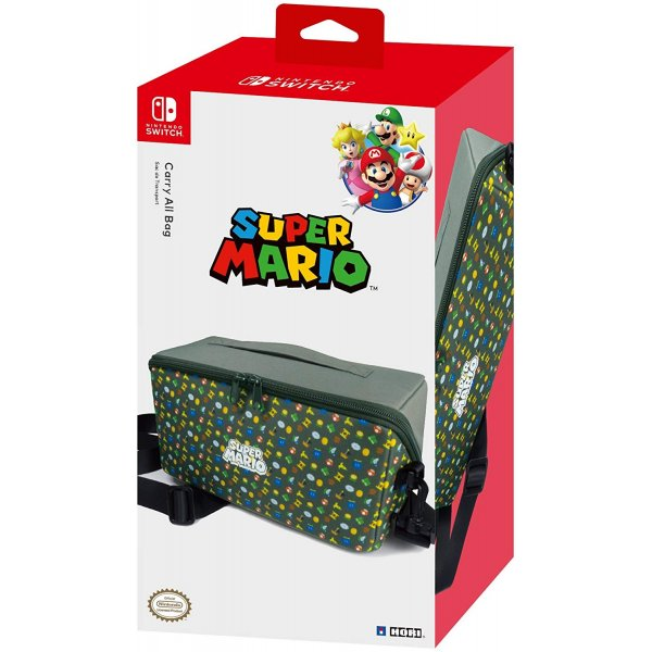HORI NSW CARRY ALL BAG SUPER MARIO EDITION (NSW- 103U)