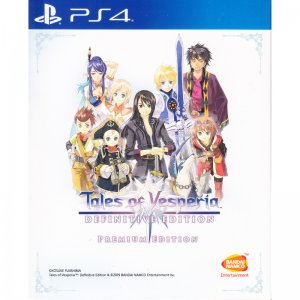 Tales of Vesperia: Remaster (10th Annive...