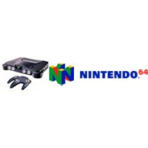 แผ่นเกมส์ Nintendo 64