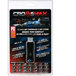 CronusMAX PLUS for PC, PS3, X360, PS3 Sl...