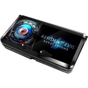 3DS Resident Evil: Revelations Case