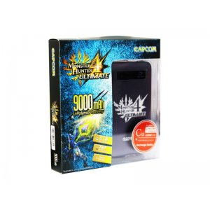 Monster Hunter 4G Mobile Battery 9000mAh