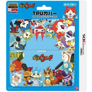 Youkai Watch TPU Cover for New 3DS (Ligh...