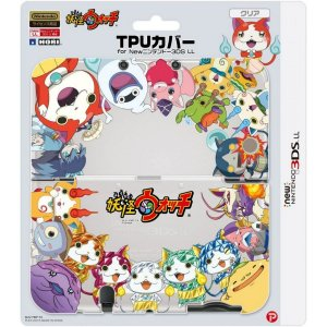 Youkai Watch TPU Cover for New 3DS LL (C...