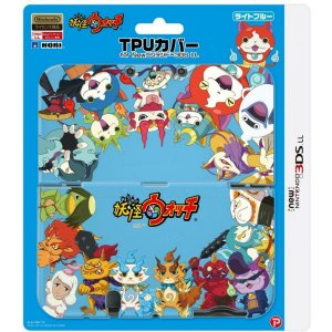 Youkai Watch TPU Cover for New 3DS LL (L...