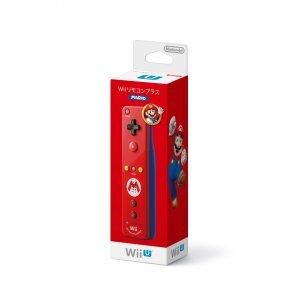Wii Remote Control Plus (Mario)