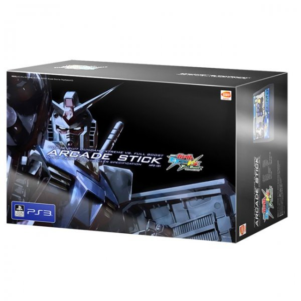 Mobile Suit Gundam Extreme VS. Full Boost Arcade Stick for PS3