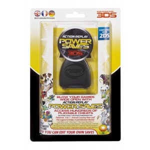 Action Replay Powersaves Cheat Device fo...