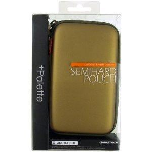+Palette Semi Hard Pouch for 3DS (Dark G...