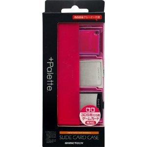 +Palette Slide Card Case (Rose Pink)