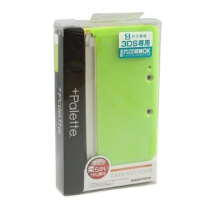 +Palette Tough Softcover for 3DS (Lime ...