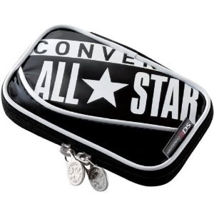 3DS Converse Enamel Case (Black)