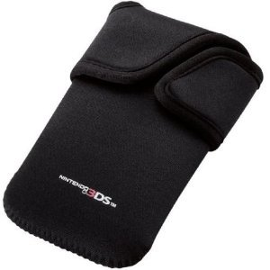3DS Neoprene Soft Case (Black)