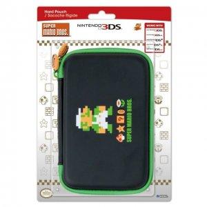 3DS XL Retro Luigi Hard Pouch