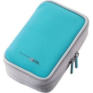 3DS Zero Shock Case (Blue)