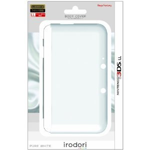 Body Cover for 3DS LL (Pure White)