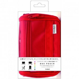 Box Pouch for 3DS LL (Red)
