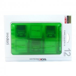 Card Palette 12 3DS (green)