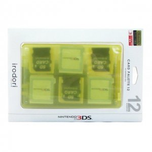 Card Palette 12 3DS (yellow)