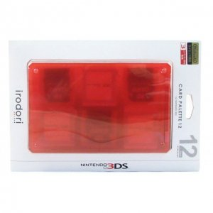 Card Palette 12 3DS (red)
