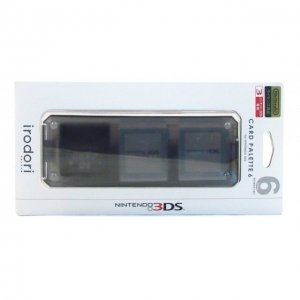 Card Palette 6 3DS (black)