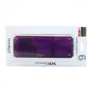 Card Palette 6 3DS (purple)