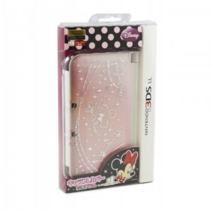 Chara Pure Hologram Cover for 3DS LL (Mi...