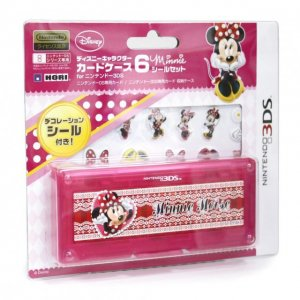 Disney Character Card Case 6 Seal Set fo...
