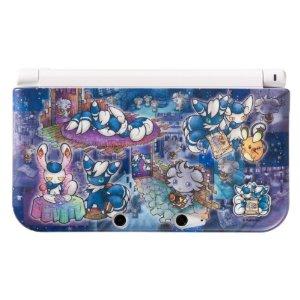 Pokemon Center original hard cover 3DS L...
