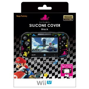 Silicon Cover for Wii U GamePad (Mario K...