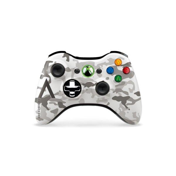 Xbox 360 Wireless Controller SE (Arctic Camouflage)