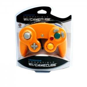 Wii/GameCube Controller (Orange)