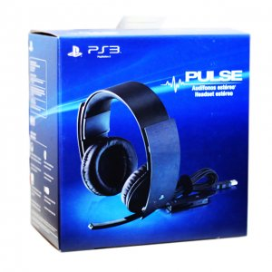 Pulse Wire 7.1 Stereo Headset