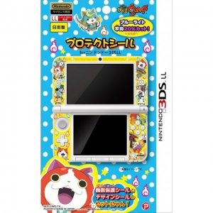 Youkai Watch Protect Seal for 3DS LL / ...