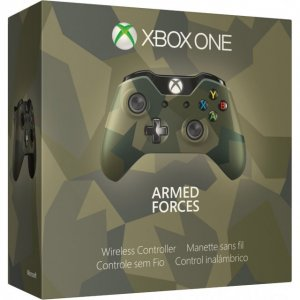Xbox One Wireless Controller (Armed Forc...