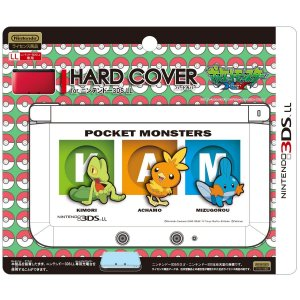 Pokemon Hard Cover for 3DS LL (Treecko T...