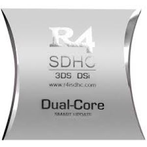 R4 SDHC Dual Core