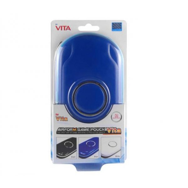 Airform Game Pouch for  PlayStation Vita (Blue)