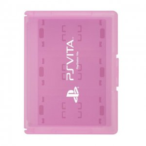 Card Case 12 for PlayStation Vita (Pink)