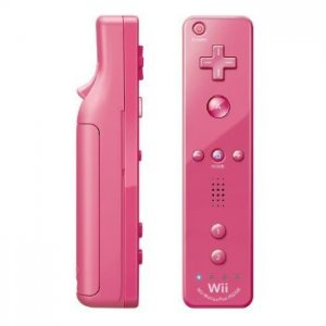 Wii Remote Plus Control (Pink)