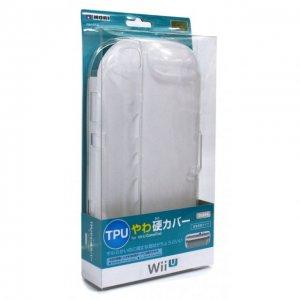 TPU Yawakata Cover for Wii U GamePad (Cl...
