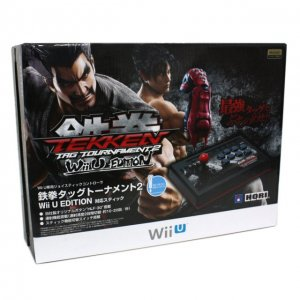 Tekken Tag Tournament 2 Hori Stick Wii U...