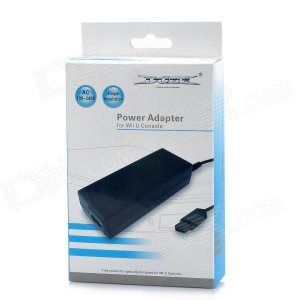 Power Adapter 110-240v for Wii U