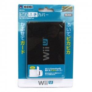 Cleaning Cloth for Wii U GamePad (Black)