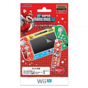 New Super Mario Bros. U Decoration Seal ...