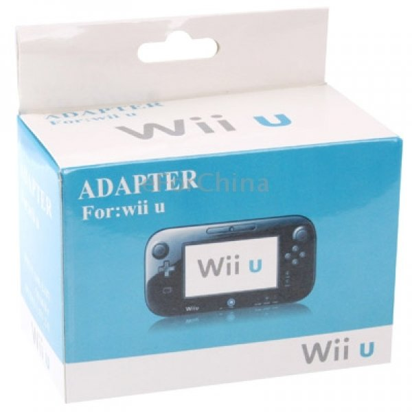Ac Power Adapter 5V/2A for WII U Gamepad