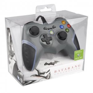 Batarang Wired Controller for Xbox 360