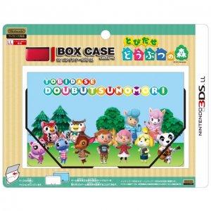Box Case for 3DS LL (Tobidase Doubutsu n...