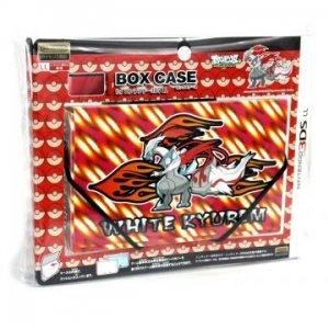Box Case for 3DS LL (White Kyurem Over D...